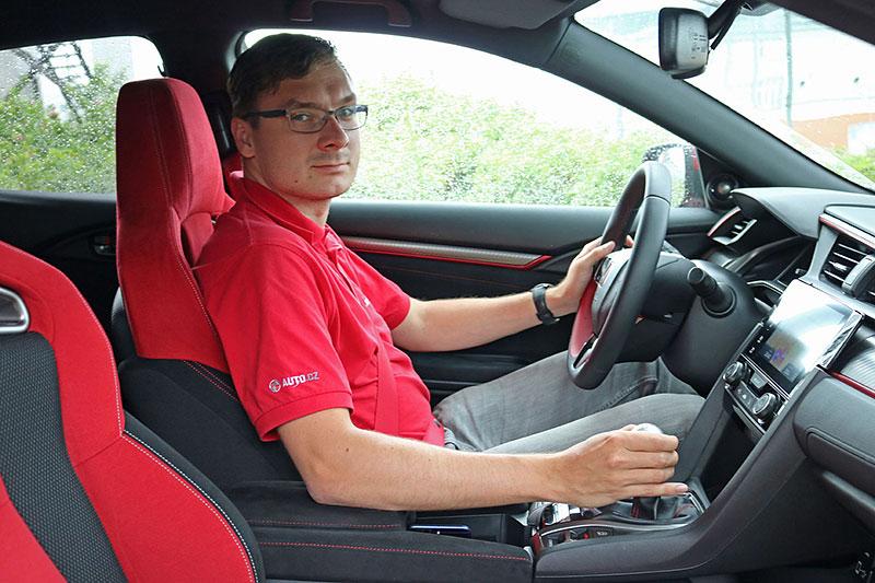 Příští Honda Civic Type R by mohla být 400koňový hybrid: - fotka 1