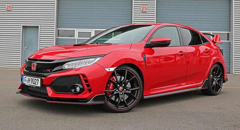 Příští Honda Civic Type R by mohla být 400koňový hybrid: - fotka 5