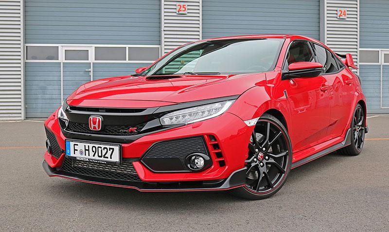 Příští Honda Civic Type R by mohla být 400koňový hybrid: - fotka 6