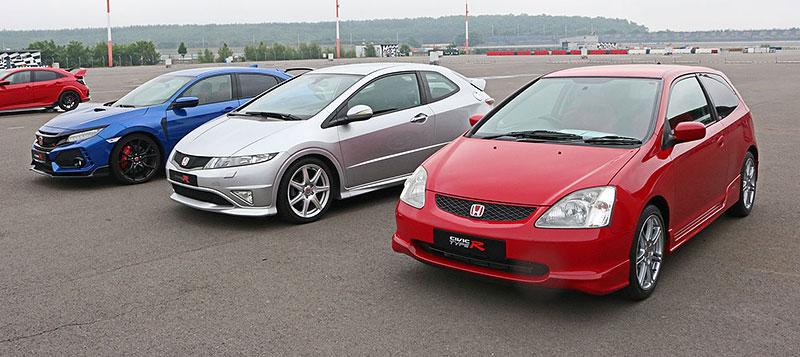 Příští Honda Civic Type R by mohla být 400koňový hybrid: - fotka 7
