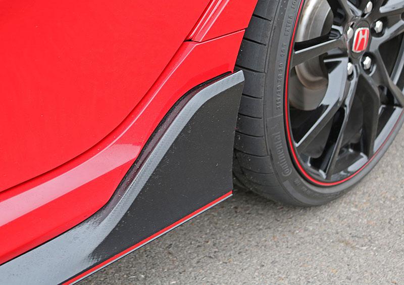 Příští Honda Civic Type R by mohla být 400koňový hybrid: - fotka 23
