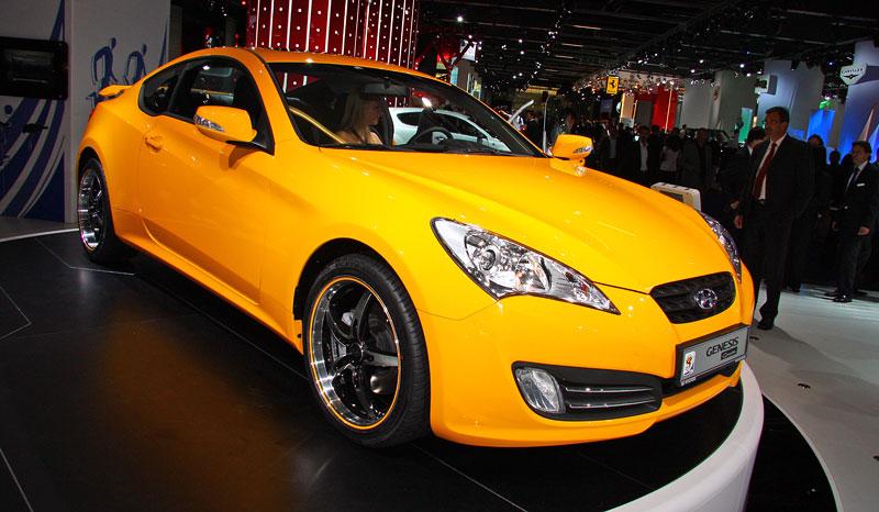 Hyundai Genesis Coupe: v Evropě ještě letos: - fotka 1