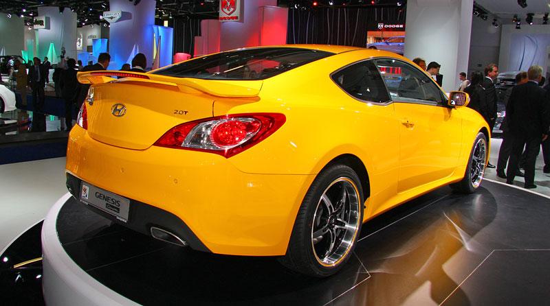 Hyundai Genesis Coupe: v Evropě ještě letos: - fotka 2