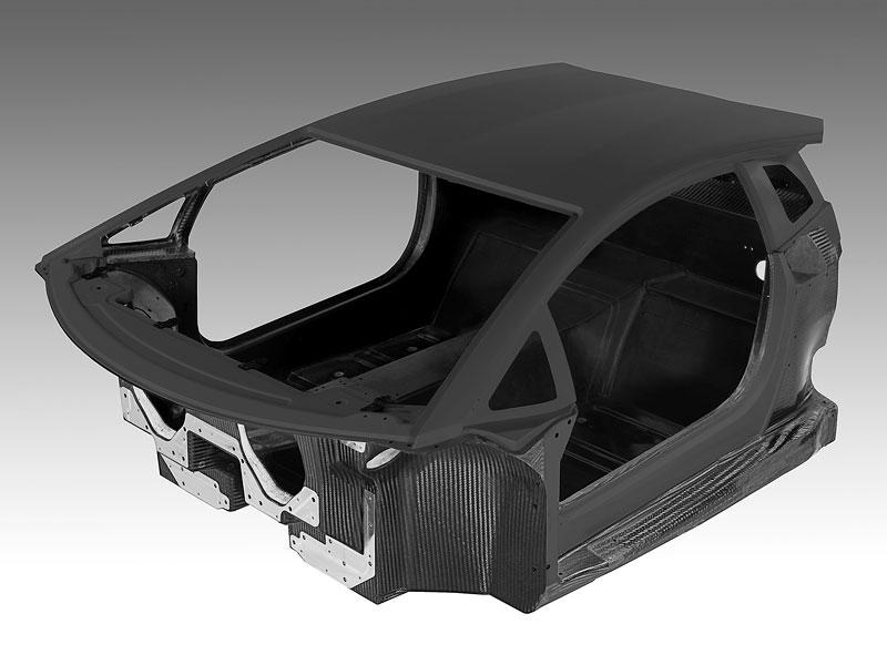 Lamborghini: lehoučký monokok Aventadoru představen: - fotka 2