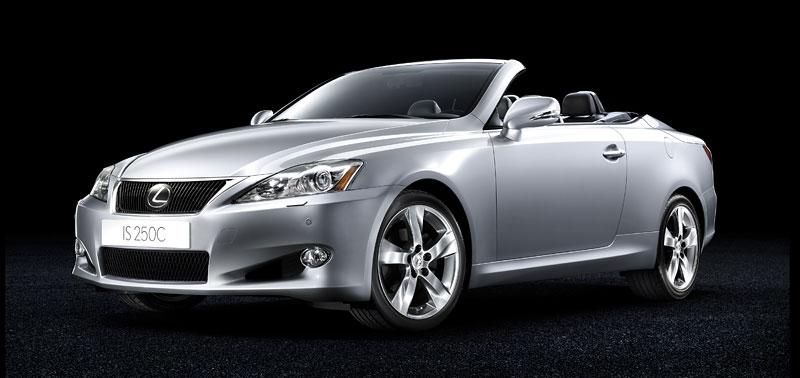 Lexus IS 250C je tu: bez střechy za 1,289 milionu: - fotka 7