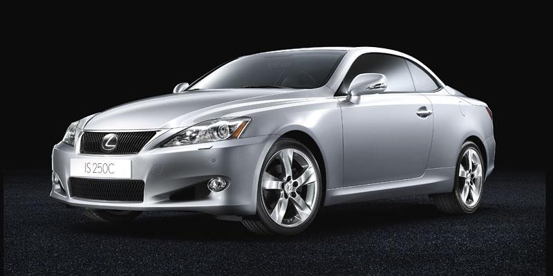 Lexus IS 250C je tu: bez střechy za 1,289 milionu: - fotka 8