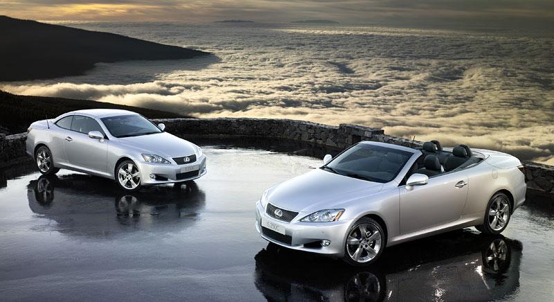 Lexus IS 250C je tu: bez střechy za 1,289 milionu: - fotka 9