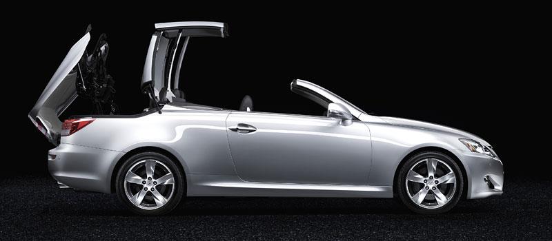 Lexus IS 250C je tu: bez střechy za 1,289 milionu: - fotka 13
