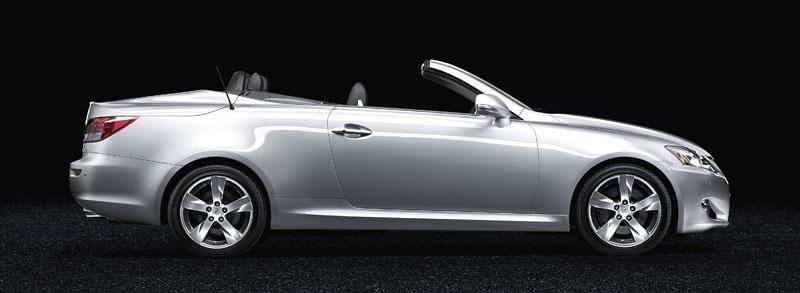 Lexus IS 250C je tu: bez střechy za 1,289 milionu: - fotka 14