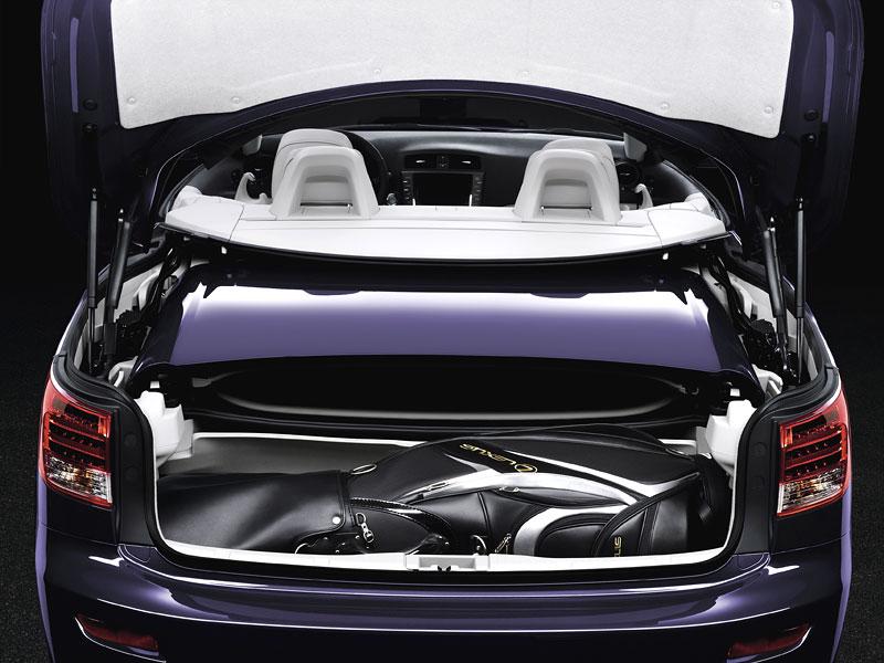 Lexus IS 250C je tu: bez střechy za 1,289 milionu: - fotka 18