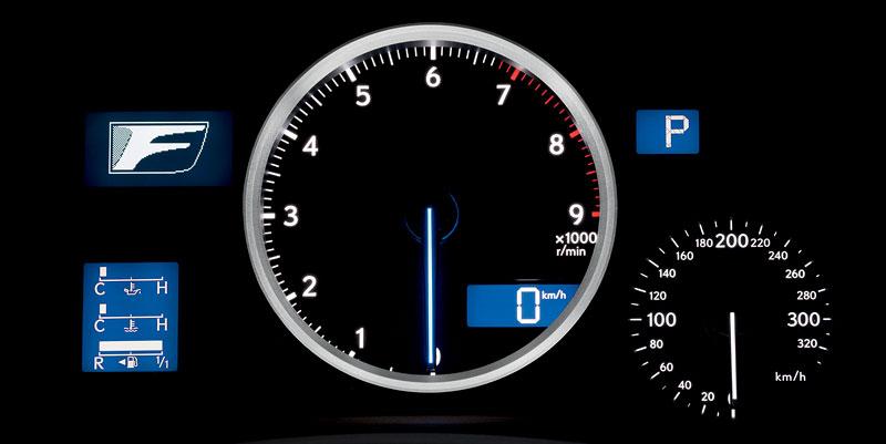 Lexus IS F-Sport (a ti druzí): další decentní facelift: - fotka 1