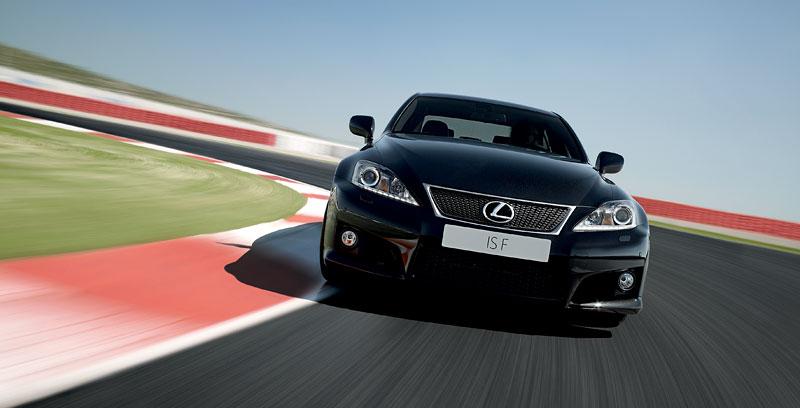 Lexus IS F-Sport (a ti druzí): další decentní facelift: - fotka 7
