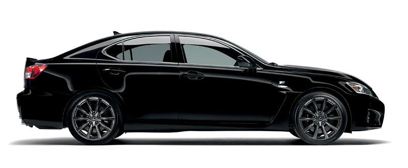 Lexus IS F-Sport (a ti druzí): další decentní facelift: - fotka 8