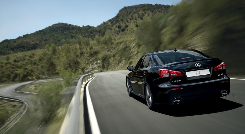 Lexus IS F-Sport (a ti druzí): další decentní facelift: - fotka 9