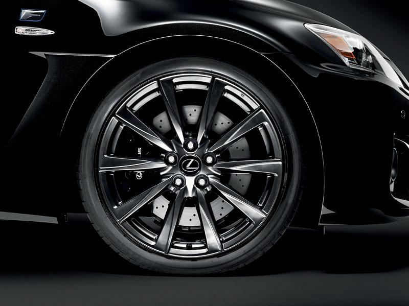 Lexus IS F-Sport (a ti druzí): další decentní facelift: - fotka 12