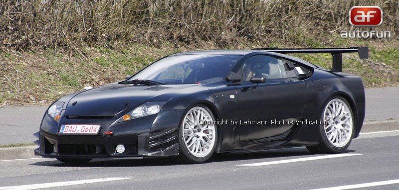 Lexus LF-A opět míří do pekla (zeleného): NOVÉ FOTO: - fotka 2