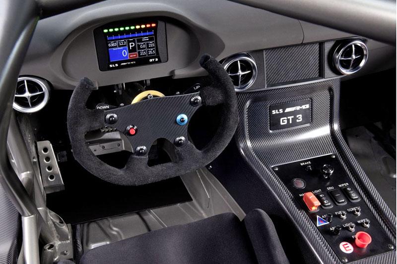 Mercedes-Benz SLS AMG GT3: speciál už zná svou cenu: - fotka 1