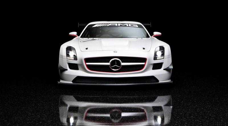 Mercedes-Benz SLS AMG GT3: speciál už zná svou cenu: - fotka 4