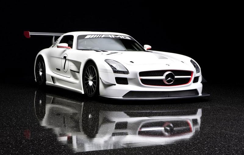 Mercedes-Benz SLS AMG GT3: speciál už zná svou cenu: - fotka 6