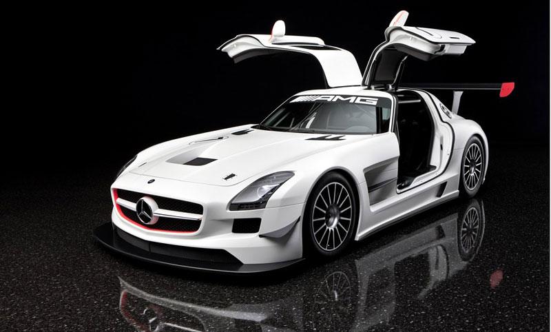 Mercedes-Benz SLS AMG GT3: speciál už zná svou cenu: - fotka 9
