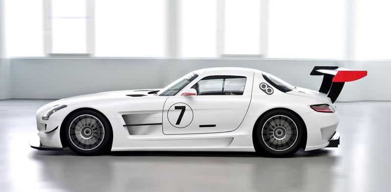 Mercedes-Benz SLS AMG GT3: speciál už zná svou cenu: - fotka 11