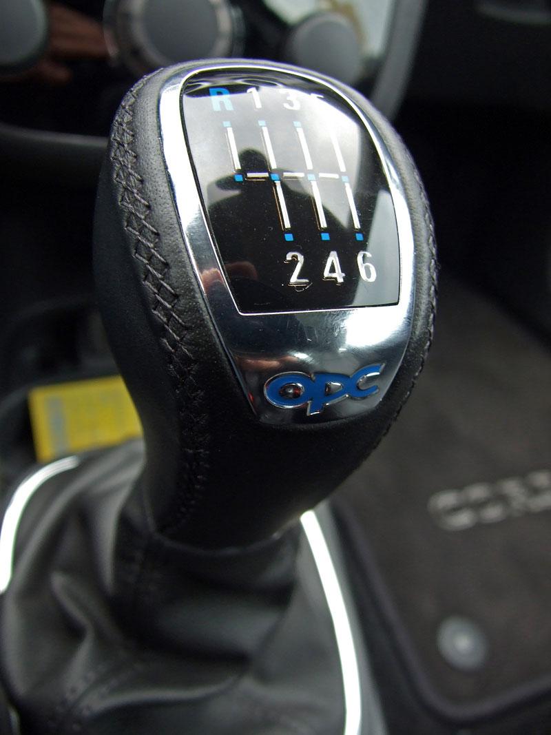 Za volantem: Opel Corsa OPC 2012: - fotka 5