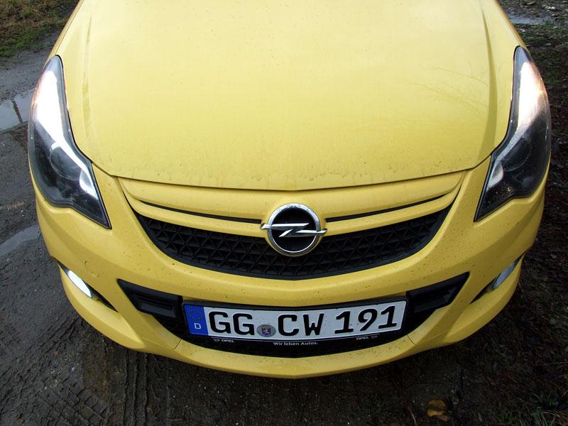 Za volantem: Opel Corsa OPC 2012: - fotka 19