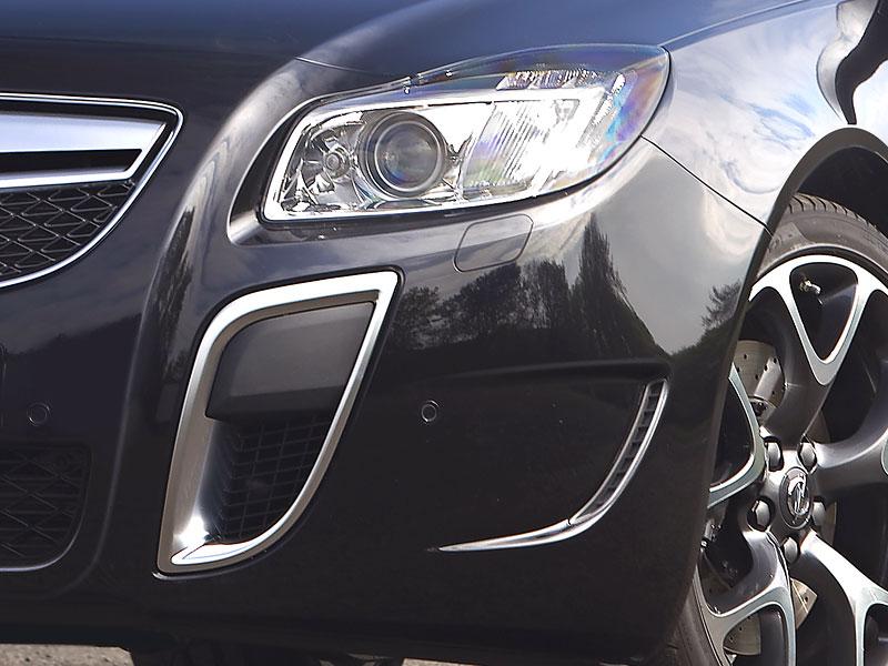Opel Insignia Sports Tourer OPC: další upalující stěhovák: - fotka 8