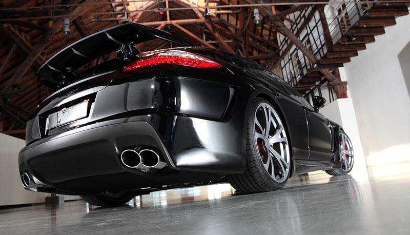 Porsche Panamera: Techart GrandGT podruhé: - fotka 7