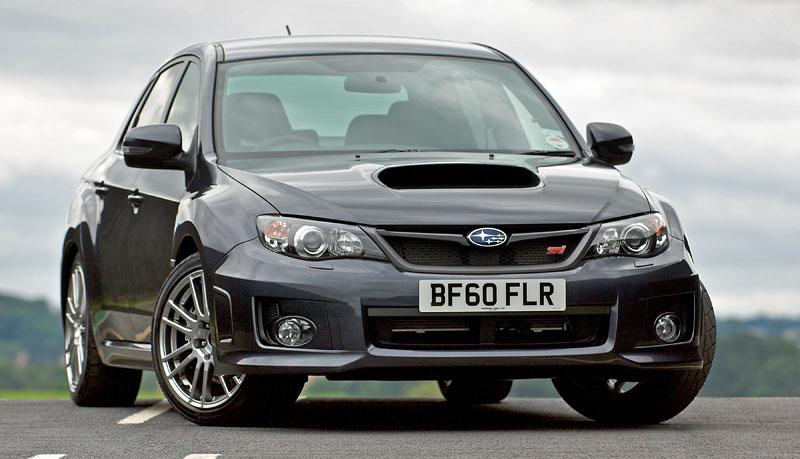 Subaru dnes zahajuje prodej nové WRX STI na českém trhu: - fotka 4