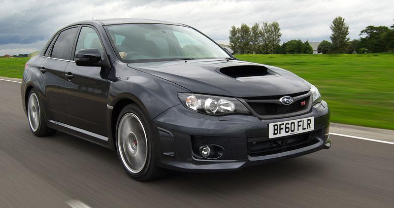 Subaru dnes zahajuje prodej nové WRX STI na českém trhu: - fotka 5