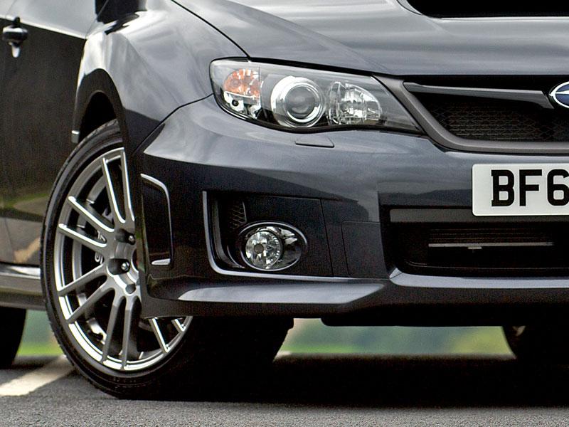 Subaru dnes zahajuje prodej nové WRX STI na českém trhu: - fotka 7