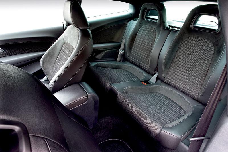 Volkswagen Scirocco: nekompromisně kompromisní: - fotka 6