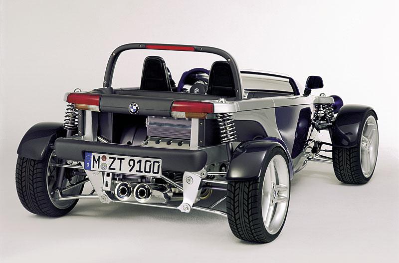 BMW přiveze do Ženevy konkurenta Mazdy MX-5: - fotka 5