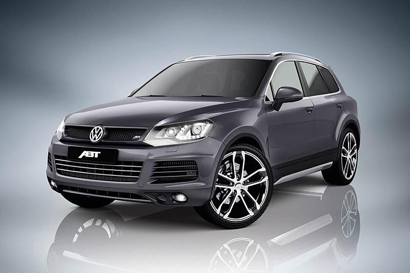 Volkswagen Touareg: decentka od ABT: - fotka 1