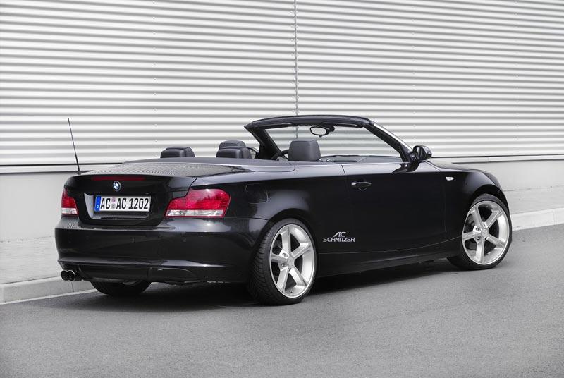 BMW řady 1 Cabrio od AC Schnitzer: - fotka 6