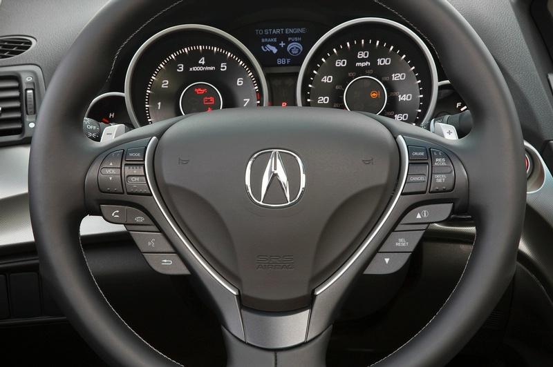 Acura TL - sportovní sedan jako břitva: - fotka 2