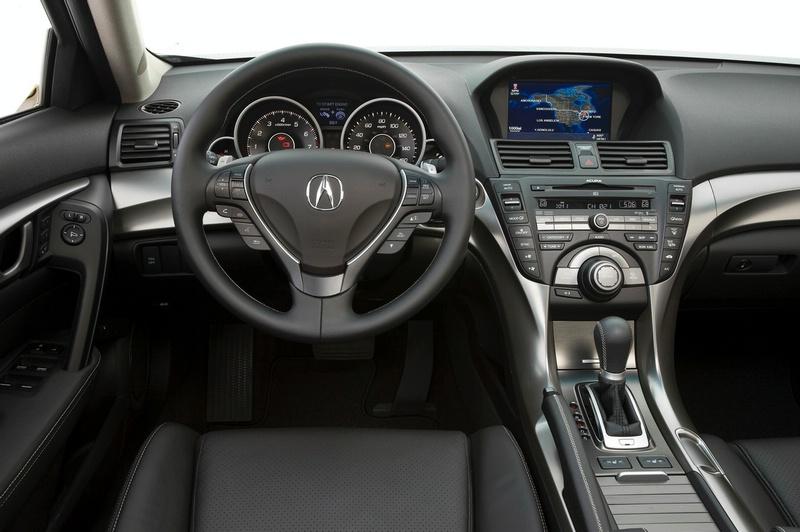 Acura TL - sportovní sedan jako břitva: - fotka 3