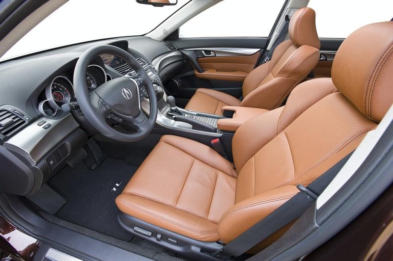 Acura TL - sportovní sedan jako břitva: - fotka 4