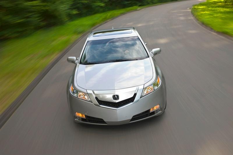 Acura TL - sportovní sedan jako břitva: - fotka 7