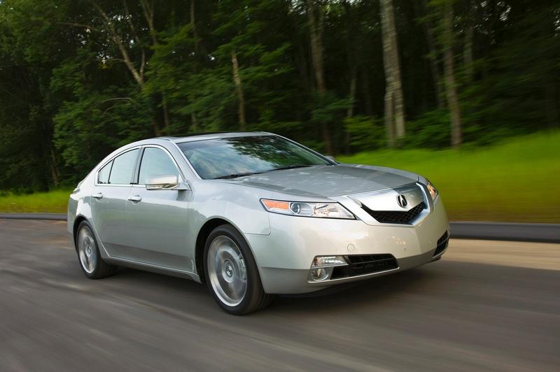 Acura TL - sportovní sedan jako břitva: - fotka 13