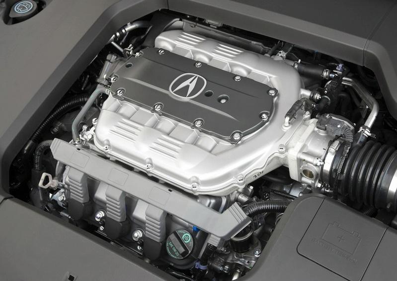 Acura TL - sportovní sedan jako břitva: - fotka 20