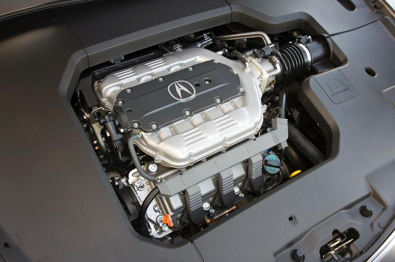 Acura TL - sportovní sedan jako břitva: - fotka 21