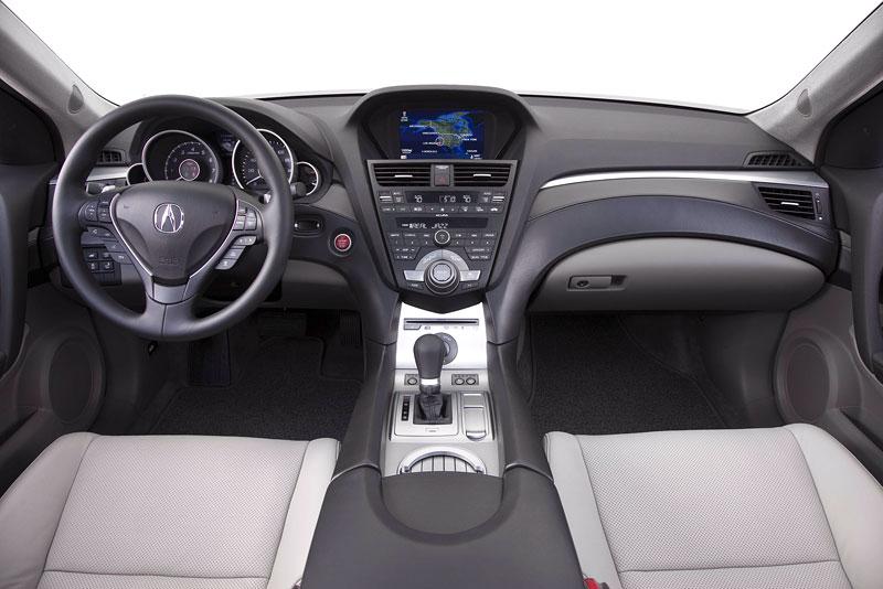 Acura ZDX: další SUV kupé připraveno vyrazit: - fotka 3