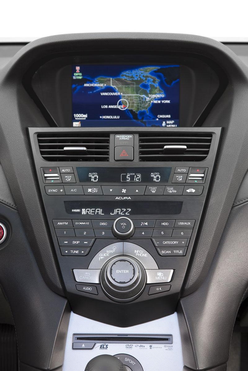 Acura ZDX: další SUV kupé připraveno vyrazit: - fotka 4