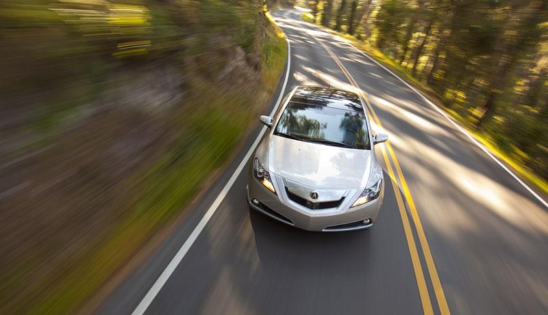 Acura ZDX: další SUV kupé připraveno vyrazit: - fotka 14