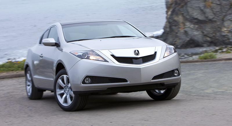 Acura ZDX: další SUV kupé připraveno vyrazit: - fotka 15