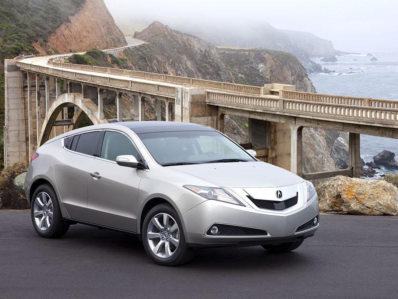 Acura ZDX: další SUV kupé připraveno vyrazit: - fotka 18