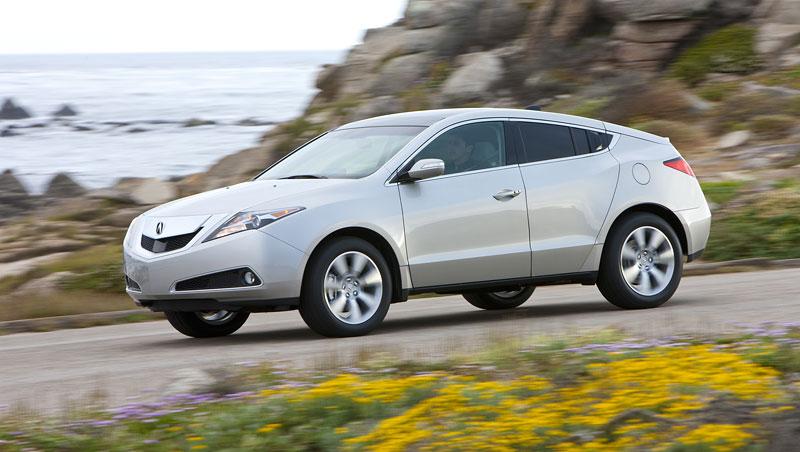 Acura ZDX: další SUV kupé připraveno vyrazit: - fotka 19