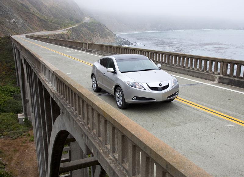 Acura ZDX: další SUV kupé připraveno vyrazit: - fotka 20